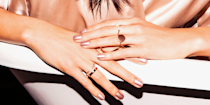 """<p>Cutting cuticles is a no-no that can open the door to infection, according to the experts. But what if your cuticles look dry, flaky, and uneven? We know, it's <em>so</em> tempting to trim them — but the answer might be a good cuticle oil instead.</p><p>""""Cuticle oil is to be considered the water bottle for nails,"""" says celebrity manicurist <a href=""""https://www.instagram.com/naomigonzaleznails/"""" rel=""""nofollow noopener"""" target=""""_blank"""" data-ylk=""""slk:Naomi Gonzalez-Longstaff"""" class=""""link rapid-noclick-resp"""">Naomi Gonzalez-Longstaff</a>. """"It's meant to keep nails hydrated at the root (matrix), flexible, and strong."""" She also notes that cuticle oils can help protect your natural nail from brittleness and also shield against over-moisturizing — so basically, cuticle oil is the cure to all of your mani mishaps. </p><p>If you're in need of some nail rehabilitation, then massage your nail beds with these best cuticle oils that'll give you a better-looking manicure — no clippers necessary.<br></p>"""