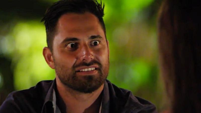 He unfortunately left Bachelor In Paradise being 100% friend-zoned by Elora, which caused his