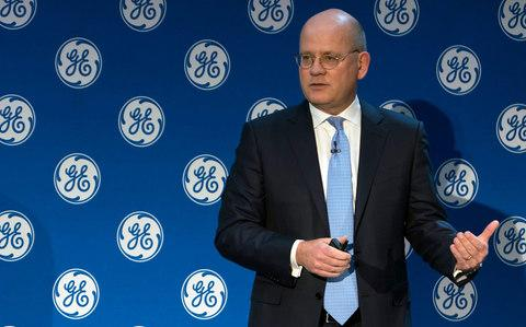 The cuts are part of GE chief executive John Flannery's restructuring of the business - Credit: GE