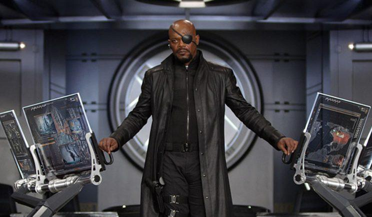 Nick Fury - Not cool enough anymore? Credit: Marvel