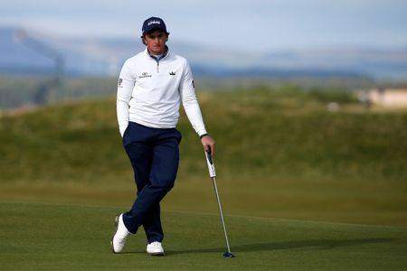 FILE PHOTO: Golf - European Tour - Alfred Dunhill Links Championship - St Andrews, Britain - October 5, 2017 Ireland's Paul Dunne during the first round Action Images via Reuters/Craig Brough