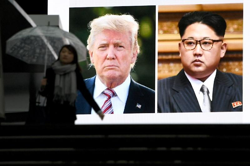Pyongyang has been silent since the blockbuster announcement in Washington that US President Donald Trump and North Korean leader Kim Jong Un will meet by the end of May 2018