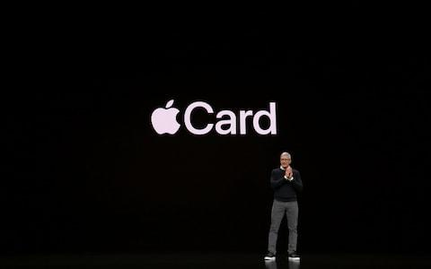 Apple Card - Credit: Apple