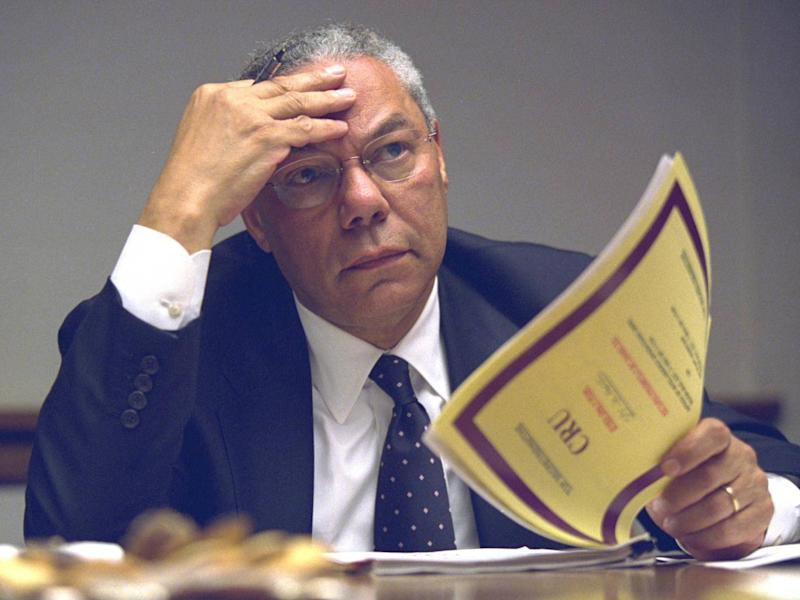 Former Secretary of State Colin Powell (US National Archives)