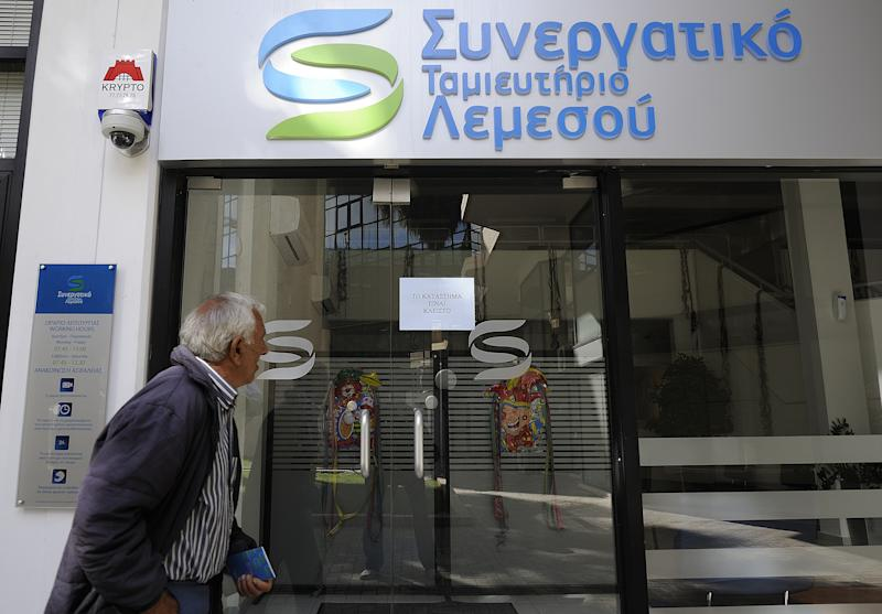 A look at Cyprus' decision to tax depositors