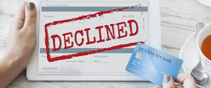 <cite>Rawpixel.com / Shutterstock</cite> <br>Your mortgage lender may refuse to allow you to make payments with a credit card.<br>