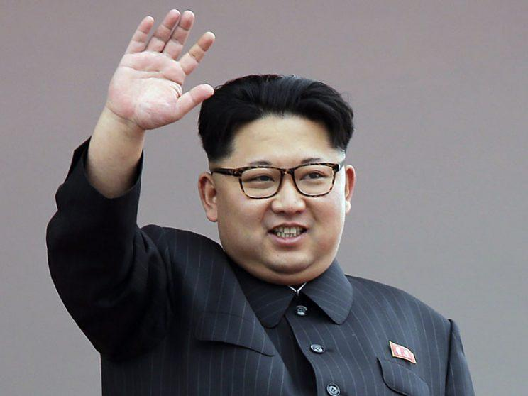 Will Trump make an unexpected ally in Kim Jong Un? (Picture: ActionPress)