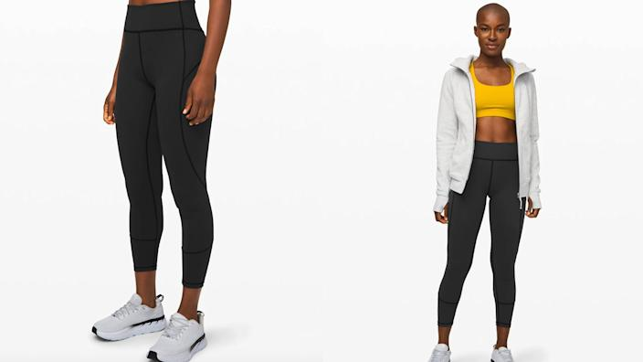 Because we can't have enough black leggings.