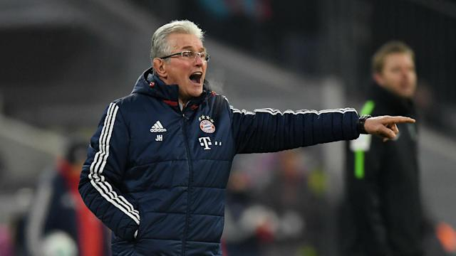 Jupp Heynckes lamented clumsy play from Bayern Munch, although their quality told in the end to beat Werder Bremen 4-2.