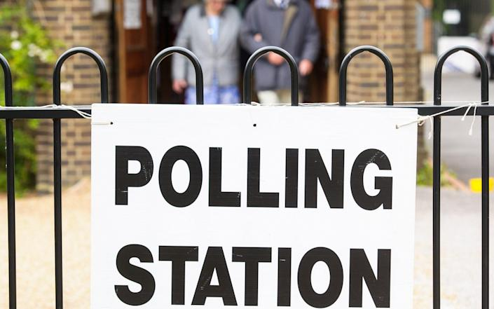 Care home residents will be able to register for a postal vote or for a proxy - ANTHONY UPTON
