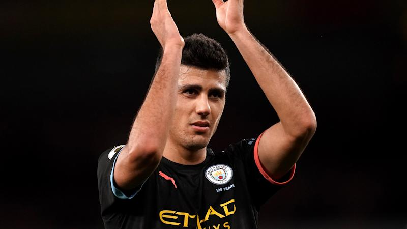 Real Madrid were saved by final whistle – Manchester City midfielder Rodri