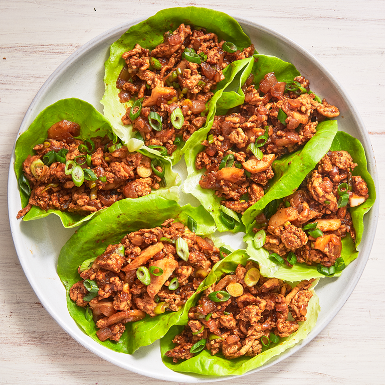 "<p>Even better than P.F. Changs. </p><p>Get the recipe from <a href=""https://www.delish.com/cooking/recipe-ideas/recipes/a49533/asian-lettuce-wraps-recipe/"" rel=""nofollow noopener"" target=""_blank"" data-ylk=""slk:Delish"" class=""link rapid-noclick-resp"">Delish</a>.</p>"
