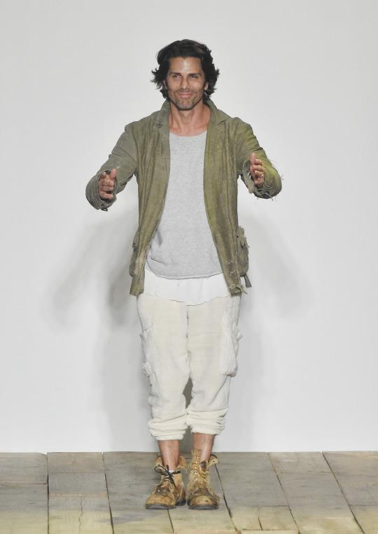 greg lauren vogue