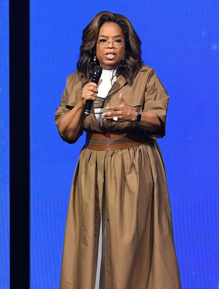 Oprah Winfrey (Photo: Larry Marano/Shutterstock)