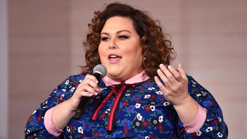 Chrissy Metz Has Slimmed Down Since Joining 'This Is Us,' But There's Not a Goal Weight in Her Contract