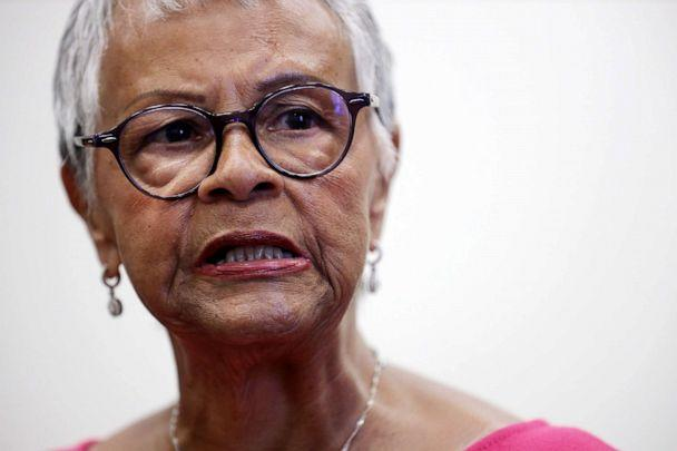 PHOTO: Rep. Bonnie Coleman Watson speaks during a news conference in Washington,  Dec. 5, 2019. (Alex Wong/Getty Images, FILE)