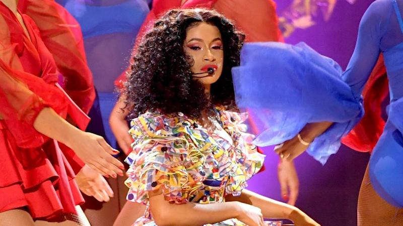 Cardi B Rocks AMAs in First Awards Show Performance Since Welcoming Baby Kulture