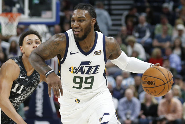 Can the Jazz tap into Jae Crowder's talents in time for the playoffs? (AP)