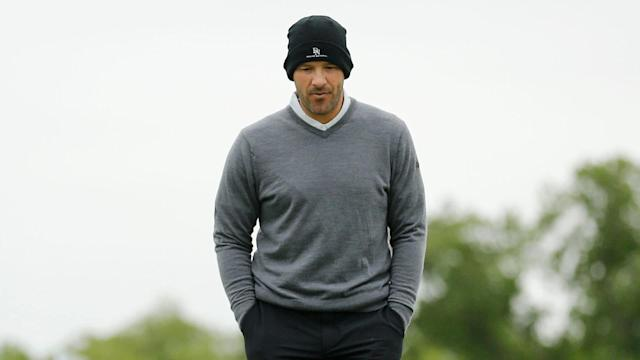 Tony Romo shot 74 and failed to advance out of his U.S. Open local qualifier Monday at TPC Craig Ranch in McKinney, Texas.