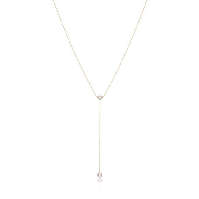 """<p>kbhjewels.com</p><p><strong>$950.00</strong></p><p><a href=""""https://go.redirectingat.com?id=74968X1596630&url=https%3A%2F%2Fwww.kbhjewels.com%2Fproducts%2Fakoya-pearl-lariat&sref=https%3A%2F%2Fwww.townandcountrymag.com%2Fstyle%2Fjewelry-and-watches%2Fg36027432%2Fbest-sustainable-jewelry-brands%2F"""" rel=""""nofollow noopener"""" target=""""_blank"""" data-ylk=""""slk:Shop Now"""" class=""""link rapid-noclick-resp"""">Shop Now</a></p><p>KBH's South Seas pearls are organic and sustainably cultivated by artisans and paired with upcycled 14K gold. Talk about a true modern classic.</p>"""
