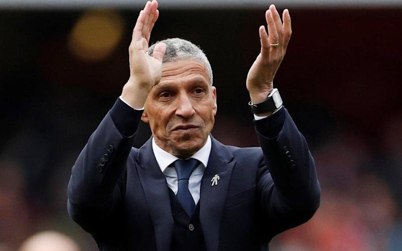 Chris Hughton is keen tocontinue working in management - Action Images via Reuters
