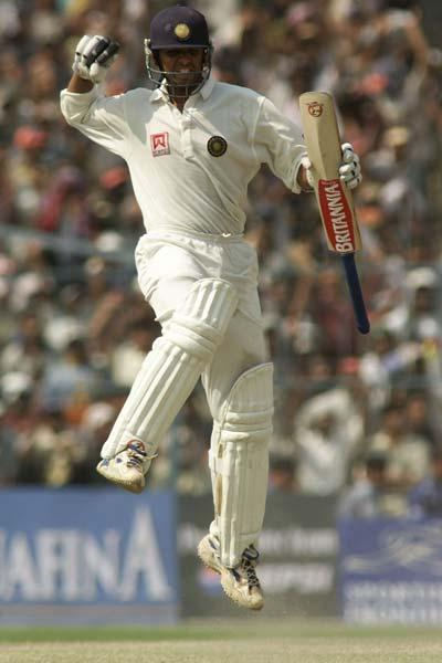 Though Dravid has built his reputation as a number 3 batsman, he actually made his Test debut batting at Number 7. He has opened the innings for India on several occasion when India have been in trouble and one of his most famous knocks – His 180 vs Australia in Kolkata (2001) came while batting at Number 6.