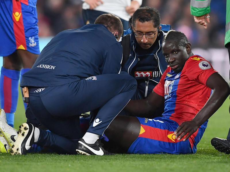 Sakho suffered a nasty-looking injury but he could well play again this season: Getty