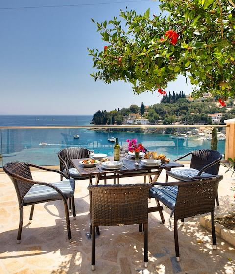 Nassos house, Paxos - Credit: GIC The Villa Collection