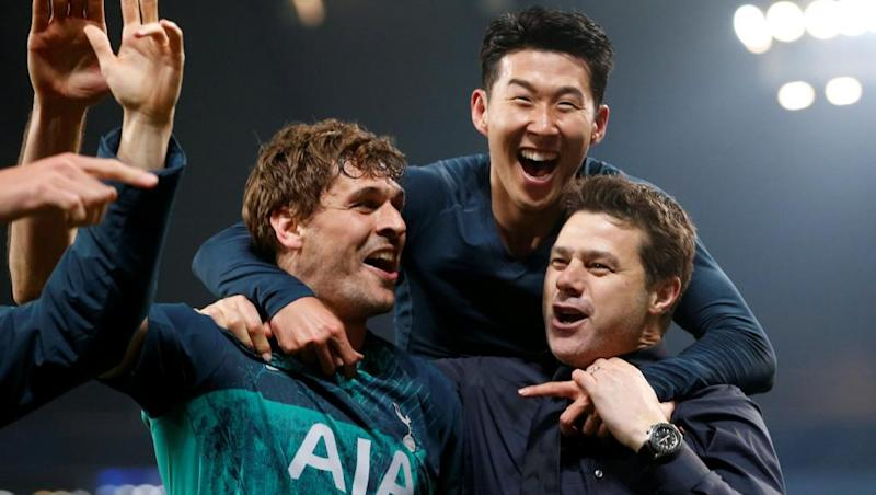 Tottenham and Liverpool surge into Champions League semis