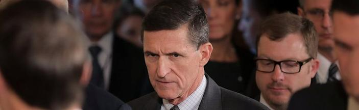 Michael Flynn was the shortest serving national security adviser in history