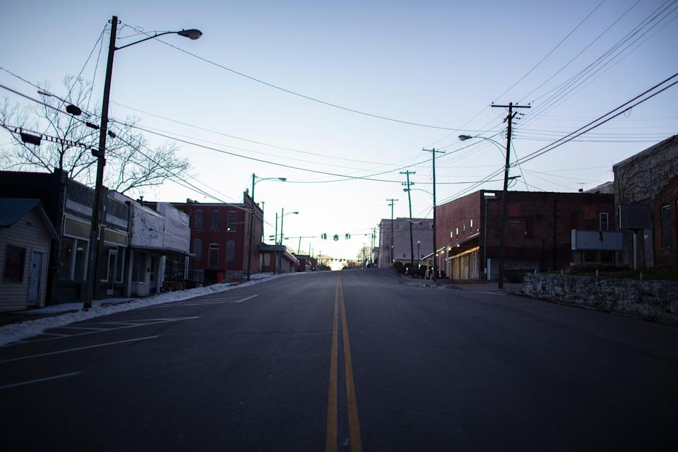 "The historically Black business district on East 8th Street known as the ""Bottom"" in Columbia, Tenn. was the site of the pivotal event in post-World War II America, commonly referred to as the Columbia race riot of 1946."