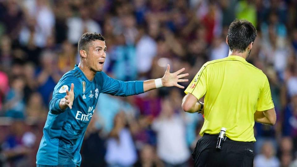 FC Barcelona v Real Madrid - Supercopa de Espana: 1st Leg | Power Sport Images/Getty Images