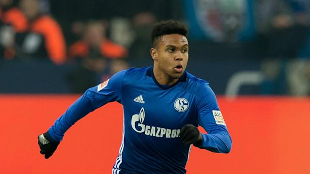 A year after featuring for Schalke's U-19 team, the midfielder has a looming Champions League and future World Cup in his sights