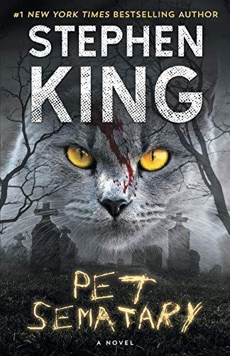 """<p><strong>Stephen King</strong></p><p>amazon.com</p><p><strong>$11.29</strong></p><p><a href=""""https://www.amazon.com/dp/0743412281?tag=syn-yahoo-20&ascsubtag=%5Bartid%7C10055.g.37090571%5Bsrc%7Cyahoo-us"""" rel=""""nofollow noopener"""" target=""""_blank"""" data-ylk=""""slk:Shop Now"""" class=""""link rapid-noclick-resp"""">Shop Now</a></p><p>No list of spooky stories is complete without the King himself, and this one has often been called his scariest ever. Ludlow's a tranquil enough town, except for the pet cemetery where the locals bury their dearly departed. But there's worse lurking under the ground than a few bones.</p><p><strong>RELATED: </strong><a href=""""https://www.goodhousekeeping.com/life/entertainment/g31958601/best-psychological-thriller-books/"""" rel=""""nofollow noopener"""" target=""""_blank"""" data-ylk=""""slk:The 35 Best Psychological Thriller Books to Scare Yourself Silly"""" class=""""link rapid-noclick-resp"""">The 35 Best Psychological Thriller Books to Scare Yourself Silly</a></p>"""