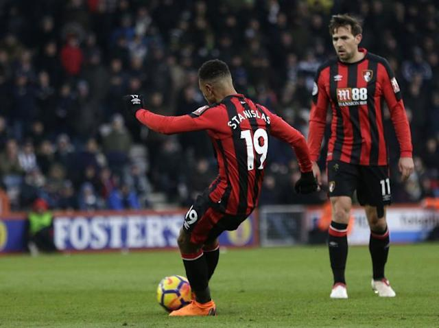 West Brom snatch defeat from the jaws of victory against Bournemouth as Junior Stanislas hits late winner