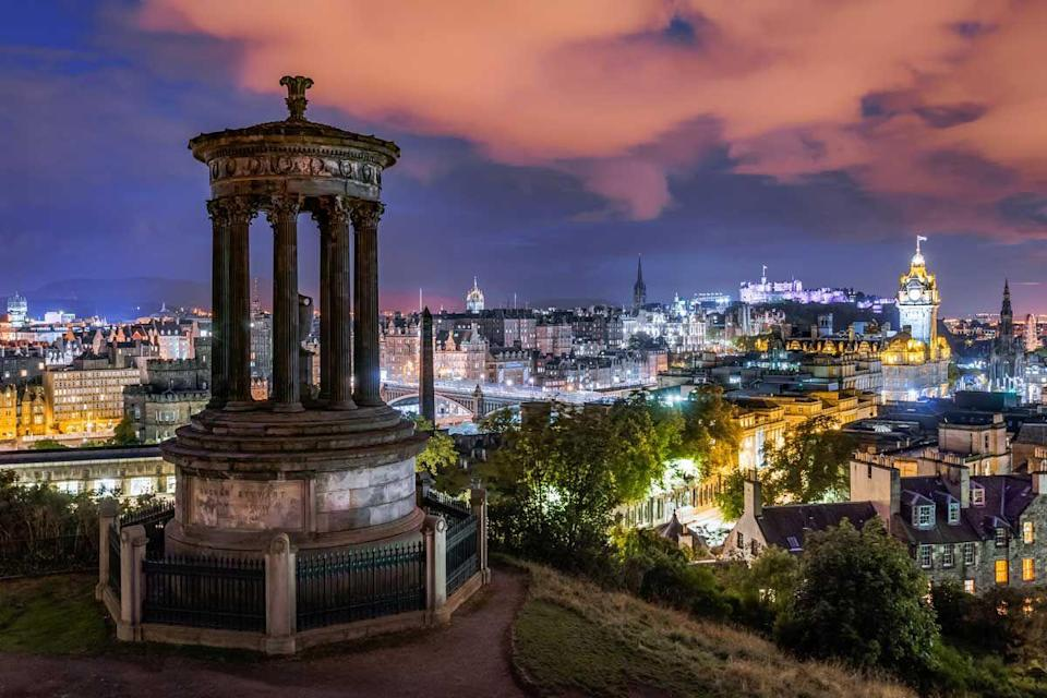 """<p>From the zoo to the whiskey and, of course, the annual Fringe Festival, Edinburgh is a constant hive of activity and fun. Locals are friendly and only too happy to offer a recommendation - pick their brains to find the best side streets to explore and restaurants you shouldn't miss. </p><p><a class=""""link rapid-noclick-resp"""" href=""""https://go.redirectingat.com?id=127X1599956&url=https%3A%2F%2Fwww.airbnb.co.uk%2Fs%2FEdinburgh%2Fall&sref=https%3A%2F%2Fwww.cosmopolitan.com%2Fuk%2Fentertainment%2Ftravel%2Fg30397906%2Fbest-places-to-visit-uk%2F"""" rel=""""nofollow noopener"""" target=""""_blank"""" data-ylk=""""slk:BOOK NOW"""">BOOK NOW</a></p>"""