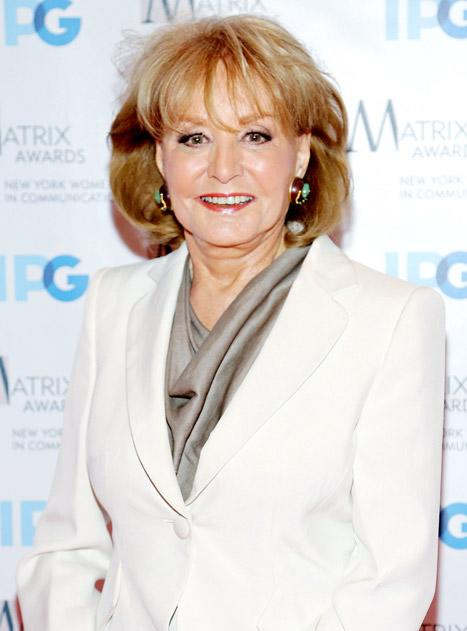 Barbara Walters Has Chicken Pox, Whoopi Goldberg Announces on The View