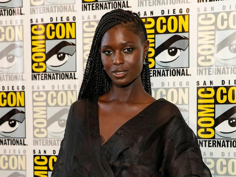 "Jodie Turner-Smith wird doch nicht in ""The Witcher: Blood Origin"" zu sehen sein. (Bild: Eugene Powers/Shutterstock.com)"