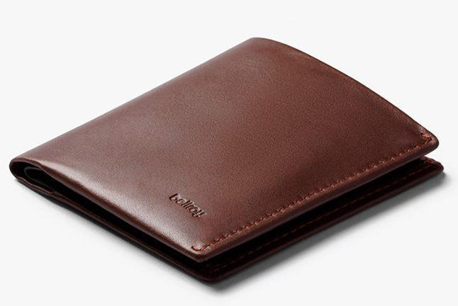 Bellroy Note Sleeve Slim Leather RFID Wallet - Best Gifts for Dad
