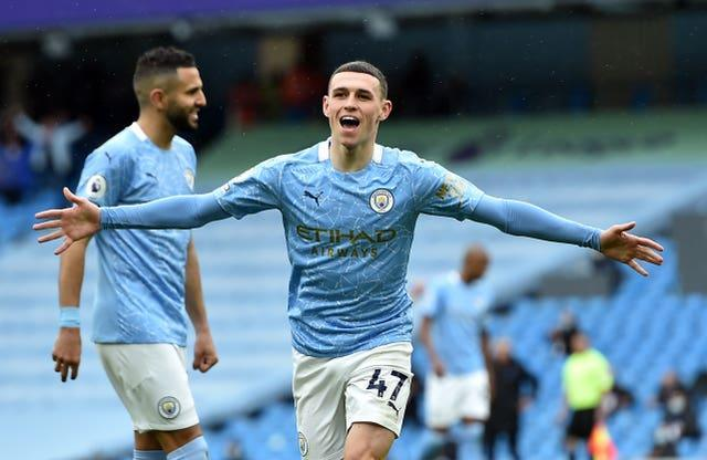 Foden has been highly impressive this season