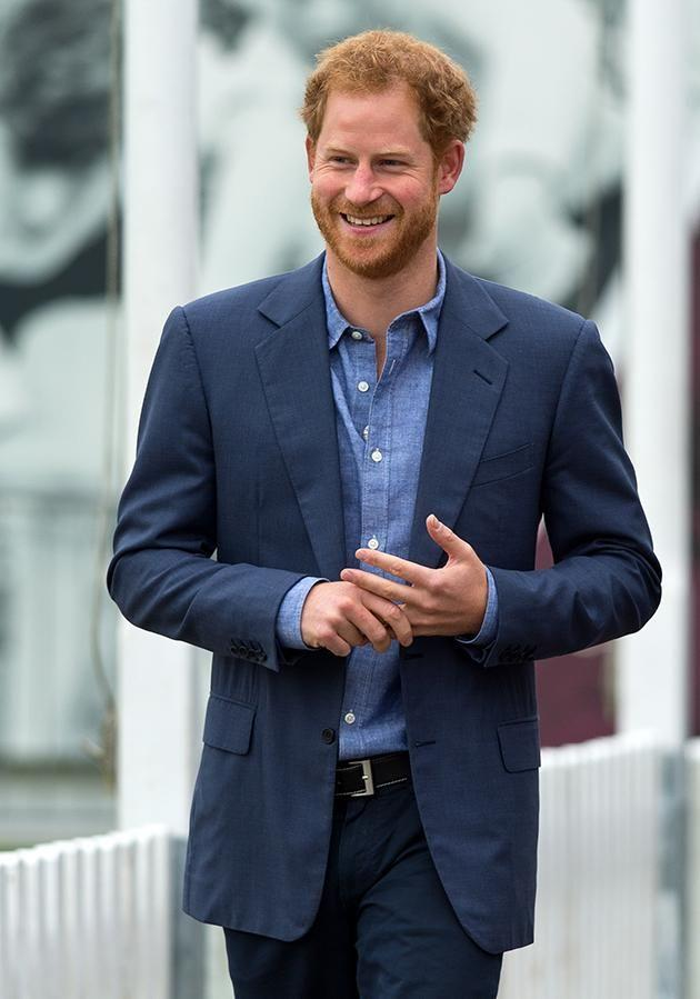 Prince Harry has reportedly already met Meghan Markle's family. Photo: Getty Images.