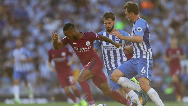 <p>It seems simple, but the first goal Brighton conceded last week came from Dale Stephens dallying in possession. From there, the passing from City was like a hot knife through butter.</p> <br><p>The Seagulls can't afford to let Jamie Vardy have a free run in on goal or let Riyad Mahrez cut inside, they have to make life for Leicester as difficult as possible and not give them an inch.</p> <br><p>Teams in the Premier League win and lose by such fine margins, and if Brighton learned any lessons in defeat last week, that one will be right up there.</p>