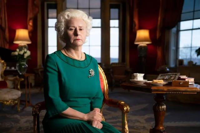 First-look images from Death To 2020 show Tracey Ullman as the Queen