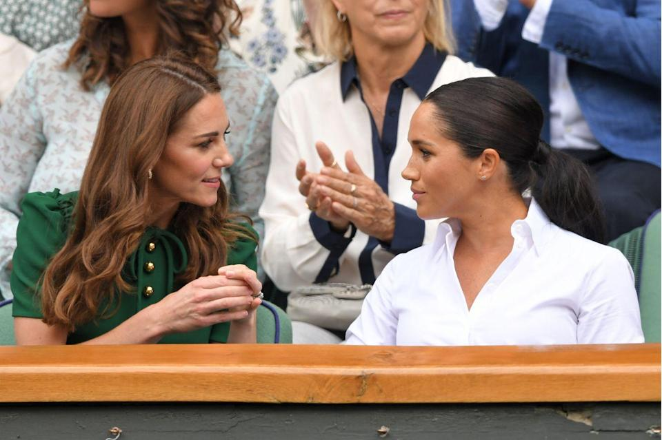 Kate Middleton Felt She 'Didn't Have Much in Common' With Meghan Markle