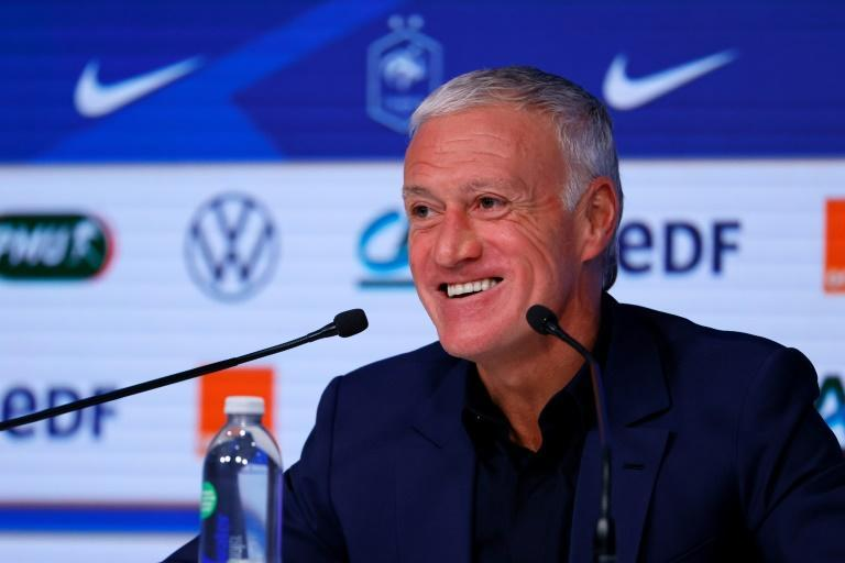 'It's a stain': French coach Didier Deschamps