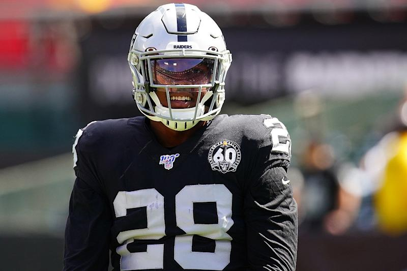 Raiders Rookie Josh Jacobs Surprises Dad with House After They Spent Nights Sleeping in a Car