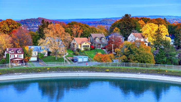 Syracuse is a city in, and the county seat of Onondaga County, New York, United States.