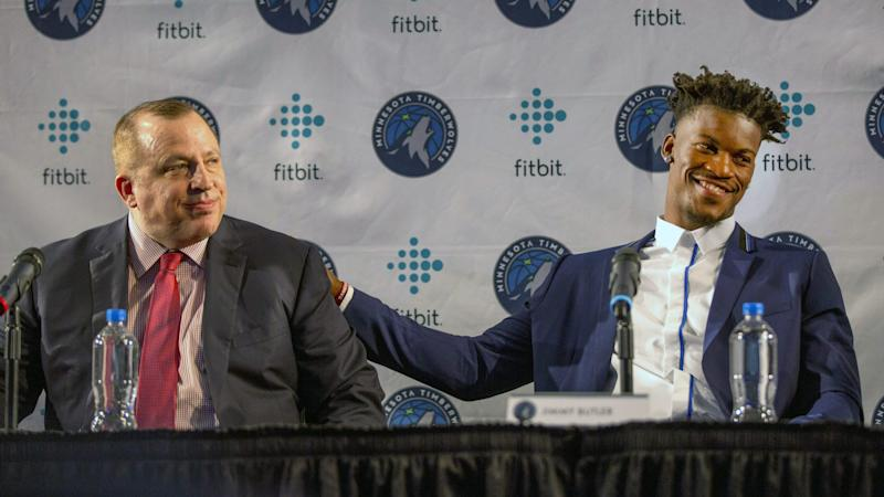 Glen Taylor of Minnesota Timberwolves OK trading Jimmy Butler