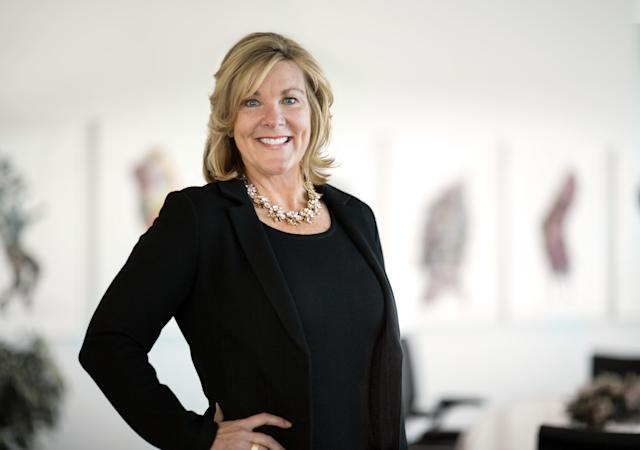 <p><br>No. 15: Tricia Griffith, President and CEO, Progressive<br>The 52-year-old successfully moved Progressive into home insurance, selling multiple policies from the company and increasing premiums sold by 14 percent to $23.4 billion in 2016, <em>Fortune </em>says. Its stock price has risen nearly 50 per cent over the past year — but the insurer could be impacted by the 2017 hurricane season.<br>Company Financials (2016, or most recently completed fiscal year)<br>Revenues ($M) 23441<br>Profits ($M) 1031<br>Market Value as of 9/14/17 ($M) 26808.1<br>(Courtesy Progressive) </p>
