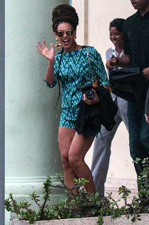 Jay-Z and Beyonce Had Permission for Cuba Trip: Source